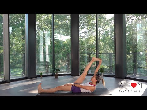 Yoga for Happy Hamstrings and Hips
