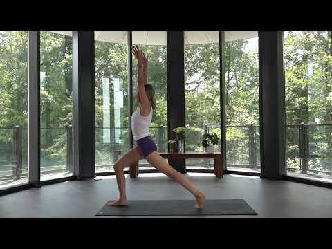 Dynamic Flow Yoga – Energizing and Grounding